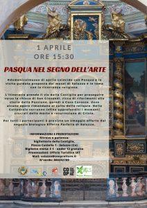 Pasqua nel segno dell'arte nei musei di Saluzzo