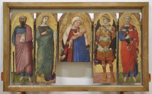 Mostra su Ambrogio Lorenzetti