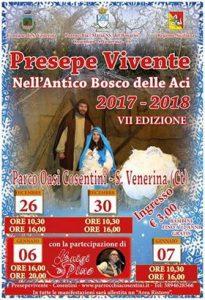"VII Ediz. ""Presepe Vivente"" Parco Oasi Cosentini"