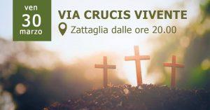 Via Crucis Vivente a Zattaglia