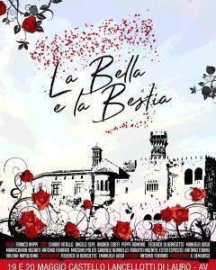 La Bella e la Bestia al Castello Lancellotti