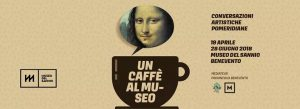 Un caffè al museo – Conversazioni artistiche pomeridiane