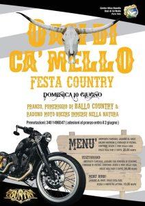 Festa Country all'Oasi di Ca' Mello