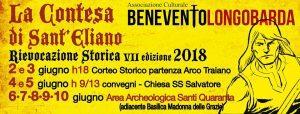 Benevento Longobarda – La Contesa di Sant'Eliano 2018