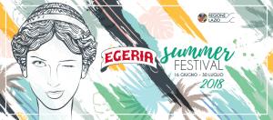 Egeria Summer Festival 2018