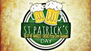 St. Patrick's Day Festival della birra
