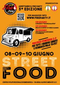 Aspettando Il Fire Party - Street Food Edition