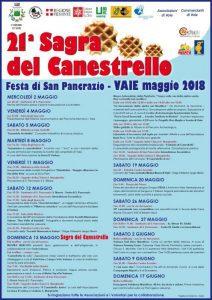 Sagra Del Canestrello