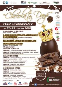 Chocolate Days - Festa del Cioccolato Artigianale di Salerno
