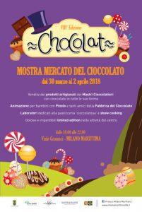 Chocolat 2018 - Mostra mercato del Cioccolato di Milano Marittima