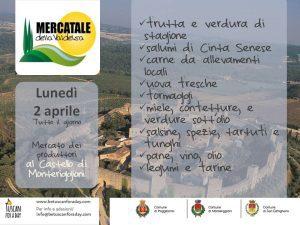 Mercatale della Valdelsa al Castello di Monteriggioni