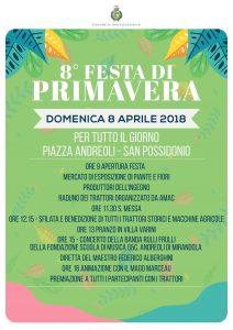 Festa di Primavera a San Possidonio