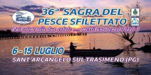 36° eidz. Festa Del Pesce Sfilettato Di Sant'arcangelo