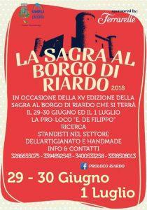 15° ediz. Sagra Al Borgo Riardo