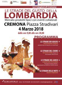 Le strade del gusto della Lombardia - 4° tappa