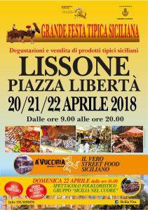 Sicilia Viva in Festa a Lissone