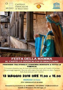 Festa della Mamma al Castello di Bracciano