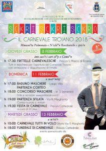 VIII ediz. Carnevale Troiano
