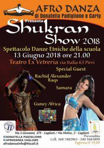 Shukran Show 2018