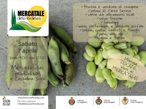 Mercatale della Valdelsa a Castellina Scalo
