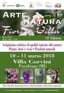 12° Arte & Natura - Fiori in Villa