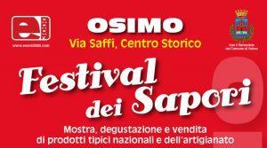 Festival dei Sapori - Mostra, degustazione e vendita dei prodotti tipici