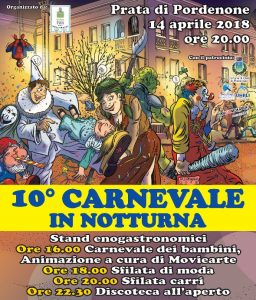 10° Carnevale Pratense