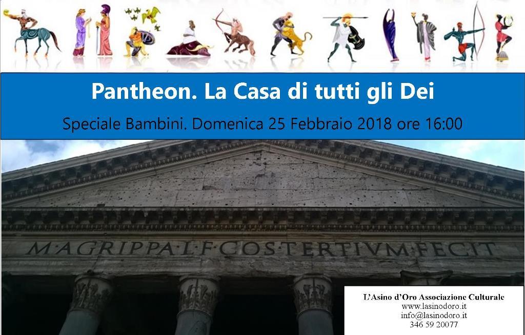 Pantheon-Bambini