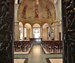 """""""Palazzi nascosti"""" a Roma: la Casa Madre dei Mutilati e delle Vedove di Guerra"""