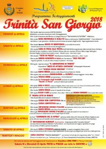 Festeggiamenti per San Giorgio