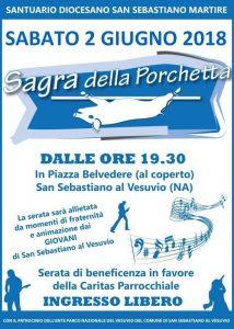 Sagra della Porchetta a San Sebastiano al Vesuvio