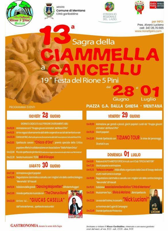 Sagra_Della_Ciammella_A_Cancellu_Mentana1