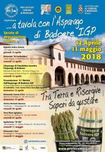 A Tavola Con L'asparago Di Badoere Igp