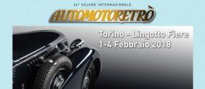 Automotoretrò -  36° salone internazionale - Collezionismo dei motori