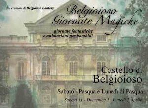 Belgioioso Giornate Magiche