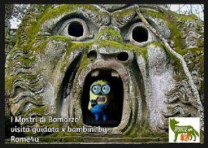 I Mostri di Bomarzo