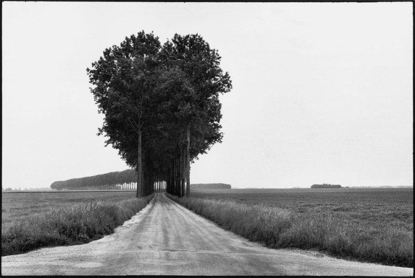 Paesaggi di Cartier-Bresson