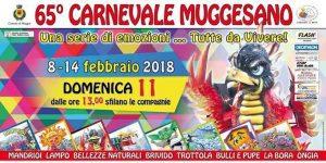 Mato Carneval - 65° Carnevale Muggesano
