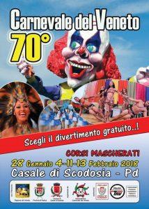 70^ Carnevale del Veneto