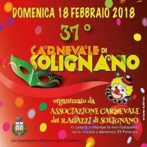 37° Carnevale di Solignano
