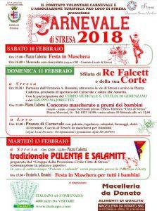 Carnevale di Stresa 2018