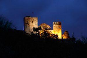 Giochi d'amore a Castello