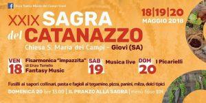 29° Sagra del Catanazzo