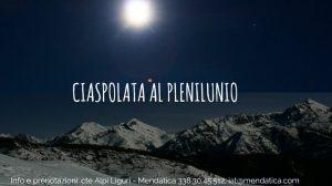 Ciaspolata al Plenilunio