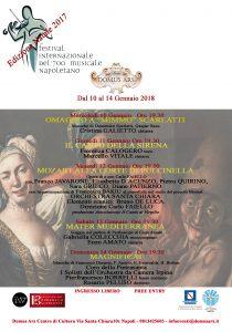 18^ ediz. Festival internazionale del'700 Musicale Napoletano