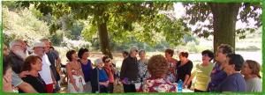 A scuola di Canto della Passione con il Coro delle Donne di Giulianello