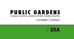 Public Gardens, l'arte fitodepurativa