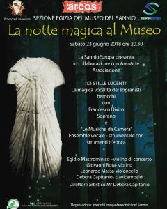La Notte Magica al Museo