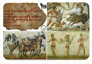 Come e dove si divertivano i Romani? - Caccia al tesoro con visita guidata per bambini
