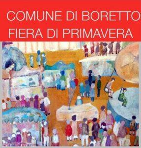 Fiera Di Primavera - Giostre e Bancarelle a Boretto